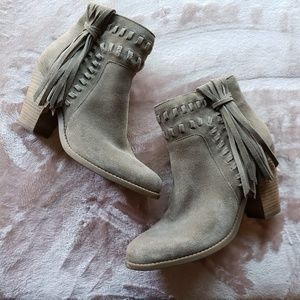 Jessica Simpson Chassie bootie for sale